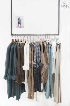 YAYA VISUAL MERCHANDISING FW14 COLLECTION