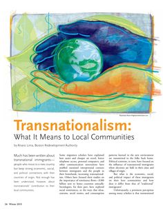 Transnationalism: What it Means to Local Communities by Digaai.com via Slideshare