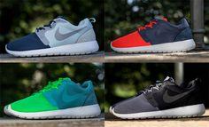 """Releasing US: Nike Roshe Run Hyperfuse QS """"Vent"""" Pack"""