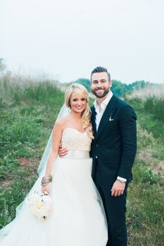 Emily Maynard marries Tyler Johnson in surprise ceremony: http://www.stylemepretty.com/2014/09/22/emily-maynards-surprise-wedding-to-tyler-johnson/ | Photography: Corbin Gurkin - http://corbingurkin.com/
