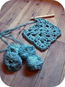 Isabelle Kessedjian: Crochet extrême.