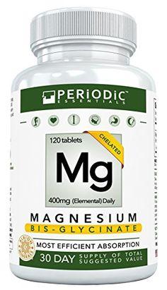 Magnesium Supplements Bis-glycinate