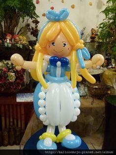 造型氣球 Modeling balloons @ 【balloonmojo】氣球達人 魔人啾啾 balloon mojojo :: 痞客邦 PIXNET ::