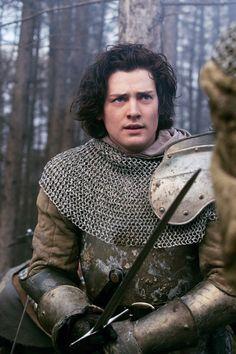 "Aneurin Barnard, as Richard Duke of Gloucester (later Richard III) in ""The White Queen"" 2013"