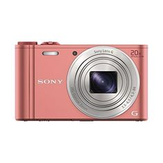 Sony DSC-WX350 Digitalkamera (18 Megapixel, 20-fach opt. Zoom, 7,5 cm (3 Zoll) LCD-Display, NFC, WiFi) pink - http://kameras-kaufen.de/sony/pink-sony-dsc-wx350-digitalkamera-18-megapixel-20