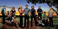 Friday Night Lights...all seasons available on Netflix