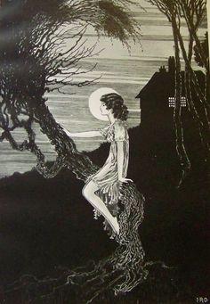 1919 illustration by Ida Rentoul Outhwaite | eBay