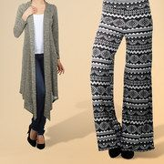 Take a look at the Long & Lovely Looks: Women's Apparel event on #zulily today!