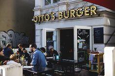 Otto's Burger & Playground Coffee grindelhof 33, 20146 hamburg        es gibt burger und es gibt otto's burger. jim block? wer is'n das eigentlich? otto's burger ist eine absolute und uneingeschränkte