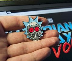 Repost @justicemercher  Rick Starlord Enamel Pins available in our shop. Link in Bio  #pinstagram #pingame #pinclub #pincommunity #patchgame #pin_post #pins #hatpin #hatpins #pinmail #illustration #design #scarryterry #rickandmorty #rickandmortypins #rickandmortyforever #rickandmortyfanart #rickandmorty100years #adultswim #ricksanchez #mortysmith #starwars #starlord #guardiansofthegalaxy -    (Posted by https://bbllowwnn.com/) Tap the photo for purchase info.  Follow @bbllowwnn on Instagram…