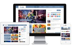Flick A Media, Photography & Images Responsive Blog WordPress Theme