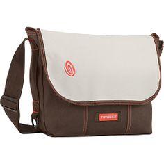 #MessengerBags, #Timbuk2, #WomensMessengerBags - Timbuk2 Express Women's Shoulder Bag Dark Brown/Tusk/Candy Melon - Timbuk2 Women's Messenger Bags