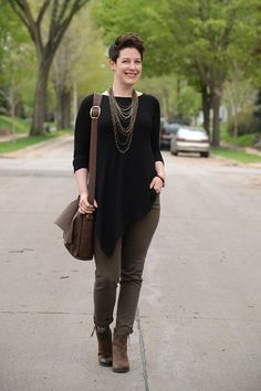 Dressed for: Mixed Neutrals, Mixed Metals - Already Pretty | Where style meets body image