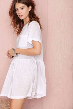 Such a Tees Dress   Shop Clothes at Nasty Gal