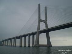 Ponte Vasco da Gama, Rio Tejo, Lisboa