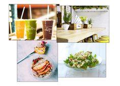 Petit circuit de 6 adresses new-yorkaises toutes indiquées pour faire le plein de jus, de super-aliments, de salades healthy, ou carrément de shots vitaminés entre deux shows.
