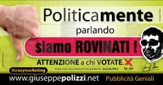 giuseppe Polizzi  politicaMENTE crazymarketing genius