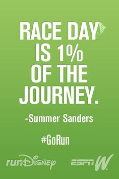 The other 99% is pure sweat. #GoRun
