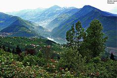 Bahçekaya Köyü - Maçka (Trabzon) Bahçeka Village - Macka (Trabzon)