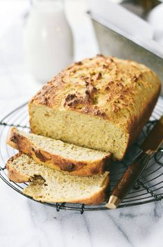 5 Minute Perfect paleo sandwich bread. Toastable. Sandwichable. Low carb. Grain free. Yeast free. Light. Fluffy. Awesome crust. Paleo bread recipe. Fluffy sandwich bread recipe. Best gluten free sandwich bread. Best paleo bread. Best paleo sandwich bread. Homemade bread.
