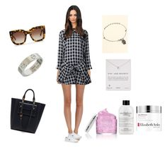 """""""Untitled #2489"""" by rine23 ❤ liked on Polyvore featuring Cosabella, Peter Thomas Roth, Elizabeth Arden, rag & bone/JEAN, Dogeared, Lacoste, Cartier, Mulberry and STELLA McCARTNEY"""