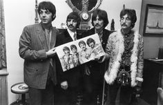 The Beatles' 'Sgt. Pepper's Lonely Hearts Club Band' — along with 12 other Fab Four albums, will finally be certified platinum in the U.K. following a change in the way the British Phonographic Industry allots such distinctions.