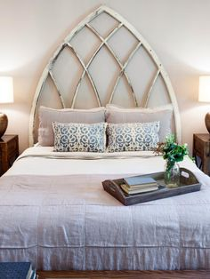 Diy headboard ideas for master bedroom make your own headboard headboard ideas diy headboard ideas for . diy headboard ideas for master bedroom Diy Deco Rangement, Unique Headboards, Headboard Ideas, Bedroom Headboards, Headboard Designs, Padded Headboards, Headboard Pallet, Window Headboard, Bohemian Headboard