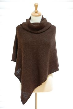Ravelry: Project Gallery for Easy Folded Poncho pattern by Churchmouse Yarns and Teas