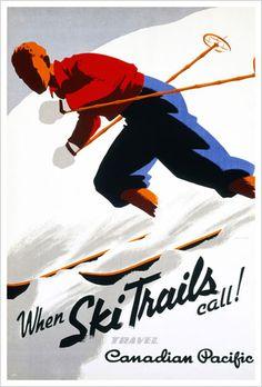 When Ski Trails Call $49.95