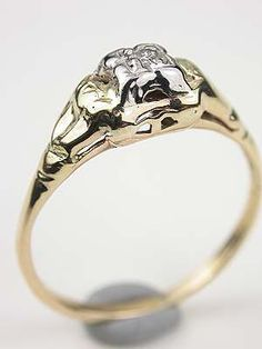 84 Best Vintage Engagement Rings Topazery Images On Pinterest