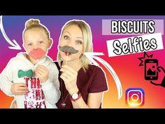 ♡• RECETTE BISCUITS SELFIES •♡ - YouTube