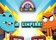 A Limpiar con Gumball