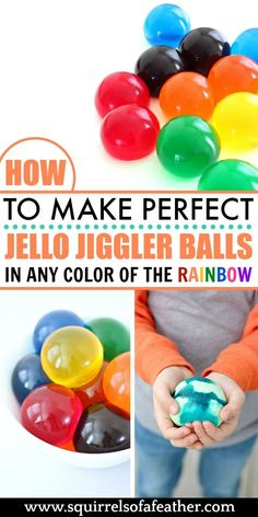 Really fun Jello recipe, makes a great kid-friendly party food idea for any spring, summer, fall or winter party! This fun and wiggley dessert doubles as a edible sensory play activity for kids! Jello Shots, Jello Jigglers, Blue Jello, Jelly Desserts, Lemon Desserts, Jell O, Edible Sensory Play, Jello Recipes, Food Words