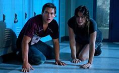Shelley Hennig and Dylan Sprayberry in Teen Wolf Teen Wolf 4, Teen Wolf Funny, Teen Wolf Dylan, Teen Wolf Cast, Dylan O'brien, Teen Wolf Scenes, Malia Hale, Angry Baby, Teen Wolf Seasons
