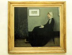Carole's Chatter: Whistler Whistler's Mother, Moving To Paris, First Art, Japanese Art, Art Lessons, This Is Us, Cartoon, Drawings, Artist