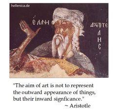 Aristotle on Art