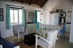 Rentals - Langezandt Leisure Accommodation, Struisbaai home letting, availability, South Africa Going On Holiday, Classic Interior, Hearth, Cottage, Vacation, Bedroom, Architecture, Furniture, Home Decor