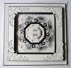 PartiCraft (Participate In Craft) Jan. 2018 launch. Beautiful Frame & Tag die