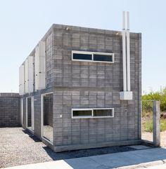 Casa Caja // S-AR