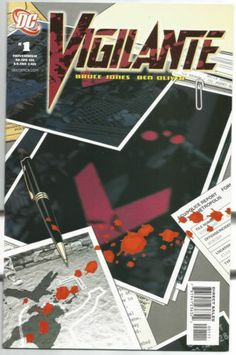 VIGILANTE 6-part Modern Age series from DC Comics!!  http://r.ebay.com/QsqeJU
