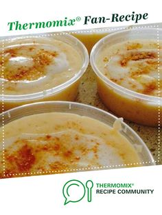 Recipe Classic Tapioca Pudding by TanyaDM, learn to make this recipe easily in your kitchen machine and discover other Thermomix recipes in Desserts & sweets. Sweets Recipes, Healthy Recipes, Tapioca Pudding, Thermomix Desserts, Healthy Cake, Food N, Serving Dishes, Meal Planning, Desserts