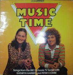 Peter Combe, Kathryn Harries (2) - Music Time (Vinyl, LP, Album) at Discogs