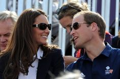 Pin for Later: All the Times Kate Middleton Threw Shade — and We Liked It Kate Middleton Sunglasses There was twice the shade when Kate stepped out with Prince William in London at the Olympics in 2012.