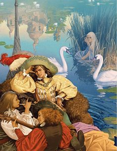 Vladimir Nenov, The Little Mermaid