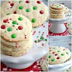 We love homemade cookies especially warm right from the oven. Today I'm sharing an easy Christmas Cookie Recipe. The best part about Cake Mix Cookies is that they are super quick to make and you need just a few ingredients. This time we are making my kiddo's favorite, our Funfetti Christmas...