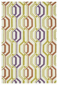 Escape ESC08-86 Multi-Color Indoor/Outdoor Rug  #homeaccents #interiorstyling #decor #fab #arearugs #floors #classy #floordecor #instahome #diy