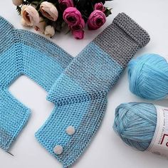 😇 💕 👏 💖 💐 😇 Skewer no 78 stitches for 1 year 18 2 8 2 18 2 8 2 18 = 78 18 rows are increased. How To Start Knitting, Knitting For Kids, Baby Knitting Patterns, Baby Patterns, Free Knitting, Knitted Baby Cardigan, Knitted Baby Clothes, Knit Baby Dress, Diy Crafts Knitting