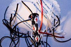 Kumihimo braid-making