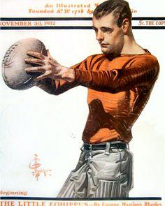 November30, 1912 Saturday Evening Post J. C. Leyendecker