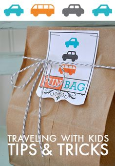 Traveling with Kids tips and tricks Great ideas...seriously going to try these. bkl